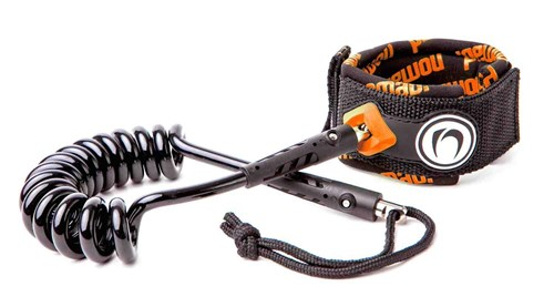 NOMAD WRIST LEASH - Orange