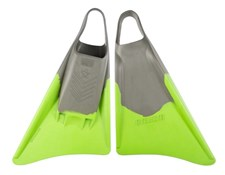 S3 STEALTH FINS - Grey/ Green