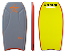 Stealth Bodyboards Gemini Polypro Core - 2012/13 Model