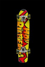 Hot Buttered Street Fighter Skateboard - Print