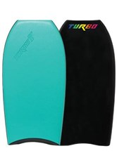 Turbo Bodyboards Turbo V Paradox Cell Core - 2012/13 Model - Green Deck