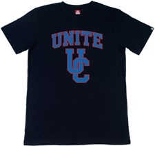 UNITE Initiation T Shirt   - Black