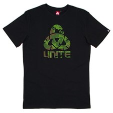 UNITE Attack T Shirt - Black