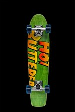 Hot Buttered Street Fighter Skateboard - Tint