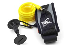 GYROLL Bicep Leash Yellow