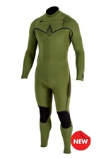 Agent Eighteen Wetsuits NX2 302mm Steamer - 2013 Winter Range