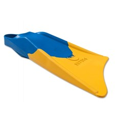 SUPERS FINS - Blue/ Mustard