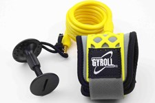GYROLL Wrist Leash Yellow