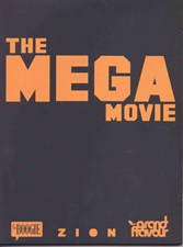 THE MEGA MOVIE Bodyboard Dvd