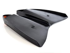 POD Fins PF3 Evo - Black/Orange