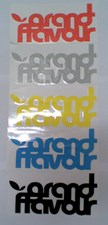 Grand Flavour Loop Sticker