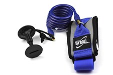 GYROLL Bicep Leash - Blue