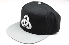 UNITE Link Snap Back Hat - Black/ Grey