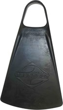 TOOBS Bluntcut Fins - Black