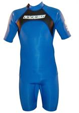 Dunes Warrior Springsuit 2/2mm - Blue/ Black
