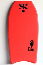 Turbo Surf Elite Crescent Tail Bodyboard - EPS Core