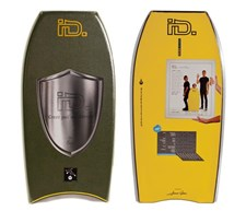 ID BODYBOARDS Glen Thurston All Round Template - Freedom Six (PP) Core