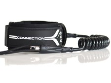 POD Connection Superior Prone Bicep Leash - Black