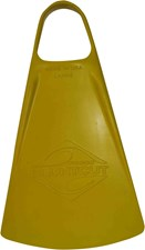 TOOBS Bluntcut Fins - Yellow