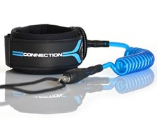 POD Connection Superior Prone Bicep Leash - Blue