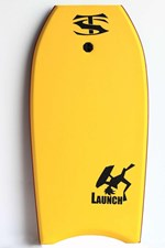 Turbo Surf Launch Crescent Tail Bodyboard - EPS Core
