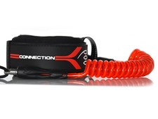 POD Connection Superior Prone Bicep Leash - Red