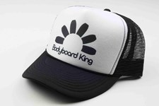 Bodyboard King Logo Trucker Hat