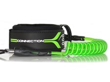 POD Connection Superior Prone Bicep Leash - Lime