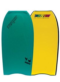 Turbo Bodyboards Jacob Romero Freedom 6 HDPP Core - 2012/13 Model