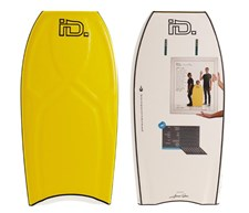 ID BODYBOARDS Michael Novy Aerial Athlete Template - Freedom Six (PP) Core - Contour