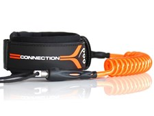 POD Connection Superior Prone Bicep Leash - Orange