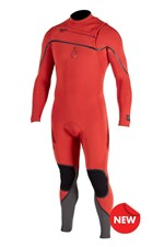 Agent Eighteen Wetsuits ID1 302mm Steamer - 2013 Winter Range