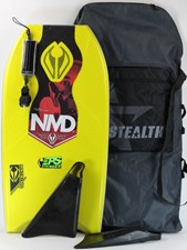 NMD Matrix EPS Core Bodyboard Package Deal - 2012/13 Model