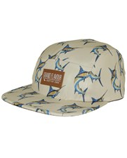 GRAND FLAVOUR Billfish 5 Panel Hat