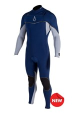 Agent Eighteen Wetsuits V7 Plus 2 403mm Steamer - 2013 Winter Range