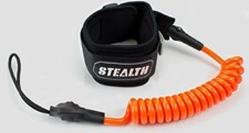 STEALTH BICEP COILED LEASH