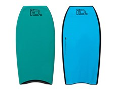 ID BODYBOARDS Glen Thurston Paradox Cell Core Big Wave Template - 2012/13 Model