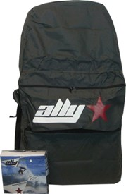 ALLY DAY USE BOARDBAG - Double Boardbag