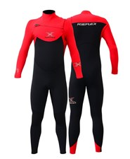 REEFLEX WETSUITS JUPITER 3/2mm CHEST ZIP STEAMER - Rogue