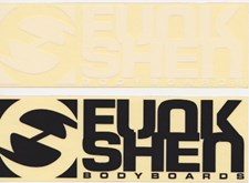 Funkshen Bodyboards Sticker