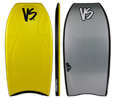 VS BODYBOARDS Joe Clarke Ltd Polypro Core Bodyboard -2012/13 Model
