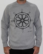 FLIP MODE CLOTHING -  Figure 1 Crewneck