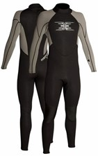 REEFLEX WETSUITS NEPTUNE STEAMER MR GREY - BLACK /GREY