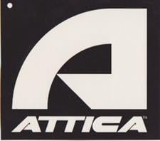Attica Sticker  