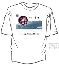 IBA WORLD TOUR GoPro Pipeline Challenge T Shirt