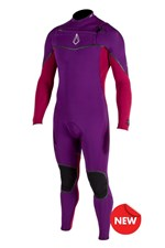Agent Eighteen Wetsuits Finite 403mm Steamer - 2013 Winter Range