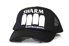 Swarm Trucker Hat. One Size Fits All!