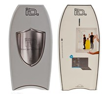 ID BODYBOARDS Glen Thurston All Round Template - Paradox Cell Core
