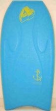 4PLAY THOMAS ROBINSON BODYBOARD - Polypro (PP) Core with Contour Deck