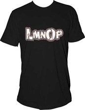 LMNOP Logo T Shirt 